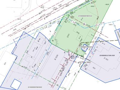 План вашего участка 1:500 (план геодезии)